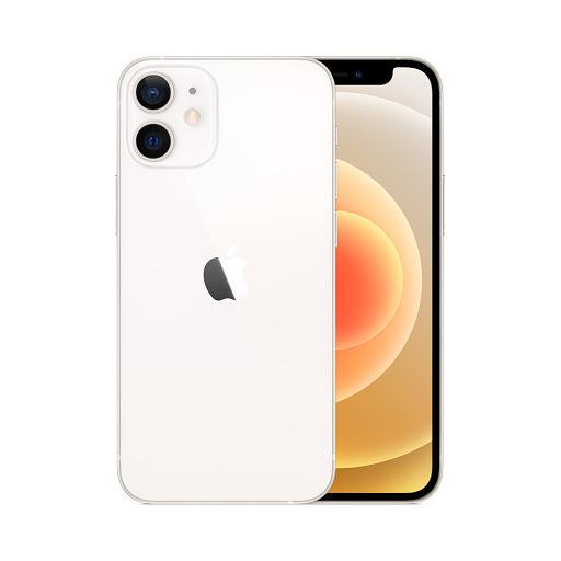 Điện thoại di động IPhone 12 mini 64GB White MGDY3VN/A | Hàng Chính Hãng