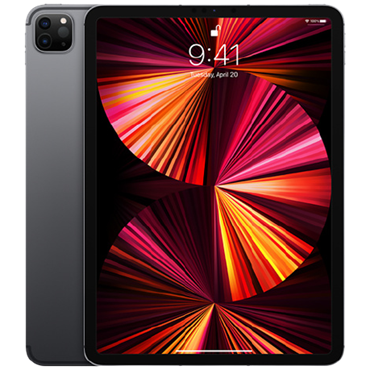 Máy tính bảng Apple iPad Pro M1 12.9″ – (2021) – Wifi+4G – 256GB – Chính hãng Apple VN