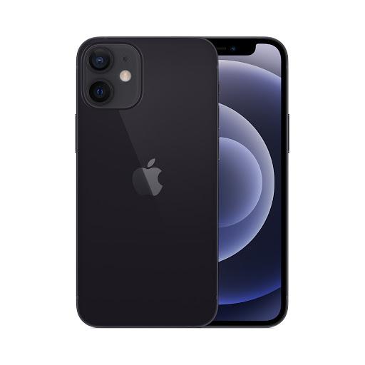 Điện thoại di động IPhone 12 mini 64GB Black MGDX3VN/A | Hàng Chính Hãng