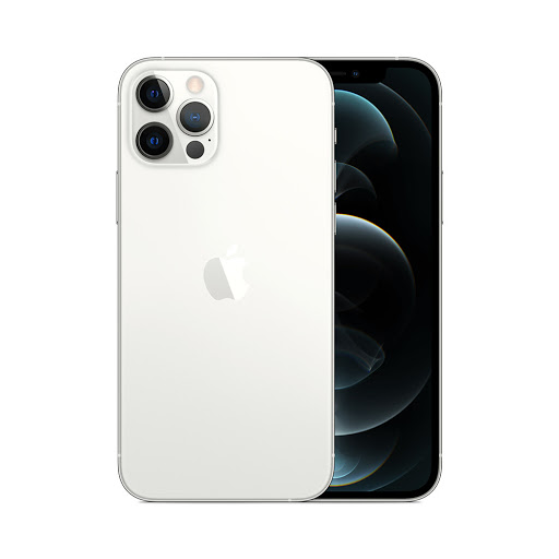 Điện thoại di động IPhone 12 Pro 128GB Silver MGML3VN/A | Hàng Chính Hãng