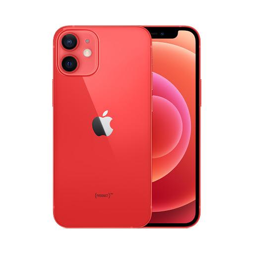 Điện thoại di động IPhone 12 mini 64GB (PRODUCT) RED MGE03VN/A | Hàng Chính Hãng