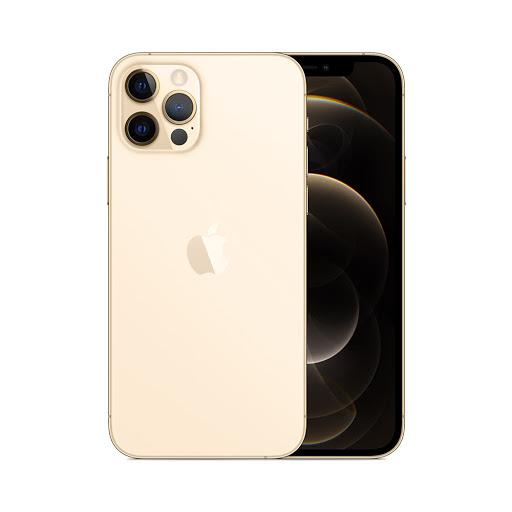 Điện thoại di động IPhone 12 Promax 256GB Gold MGDE3VN/A | Hàng Chính Hãng