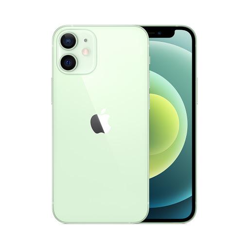 Điện thoại di động IPhone 12 mini 64GB Green MGE23VN/A | Hàng Chính Hãng