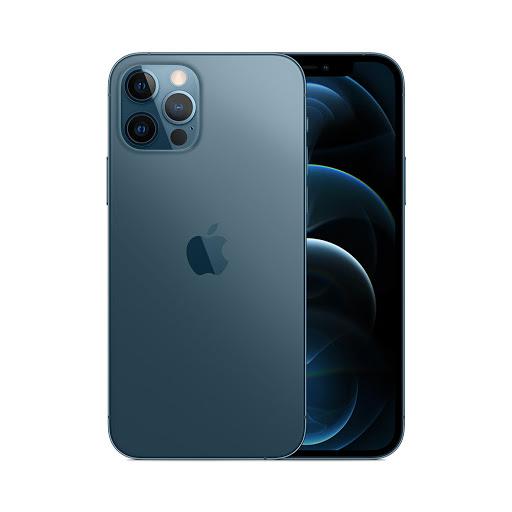 Điện thoại di động IPhone 12 Pro 128GB Pacific Blue MGMN3VN/A   Hàng Chính Hãng