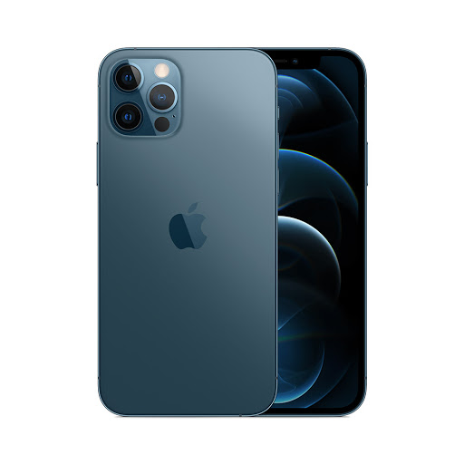 Điện thoại di động IPhone 12 Promax 256GB Pacific Blue MGDF3VN/A | Hàng Chính Hãng