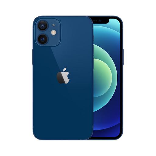 Điện thoại di động IPhone 12 mini 64GB Blue MGE13VN/A | Hàng Chính Hãng